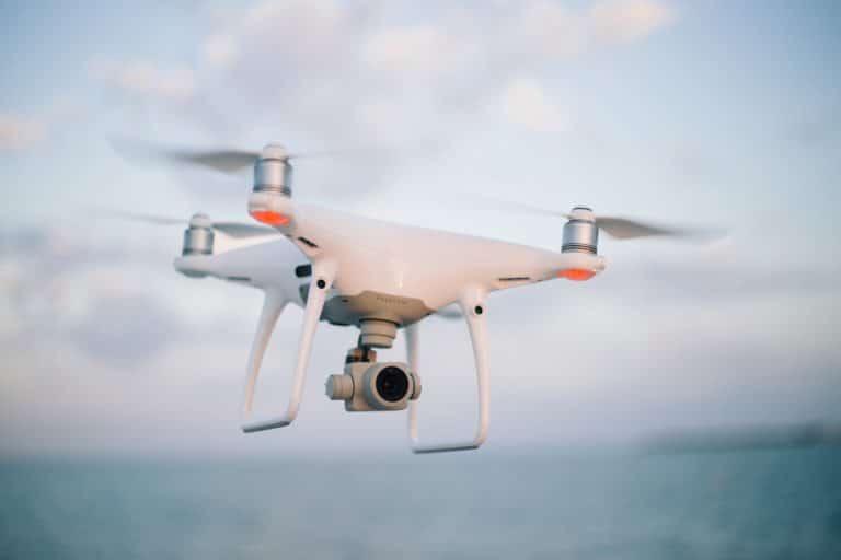 Votre mariage filmé par un drone ?