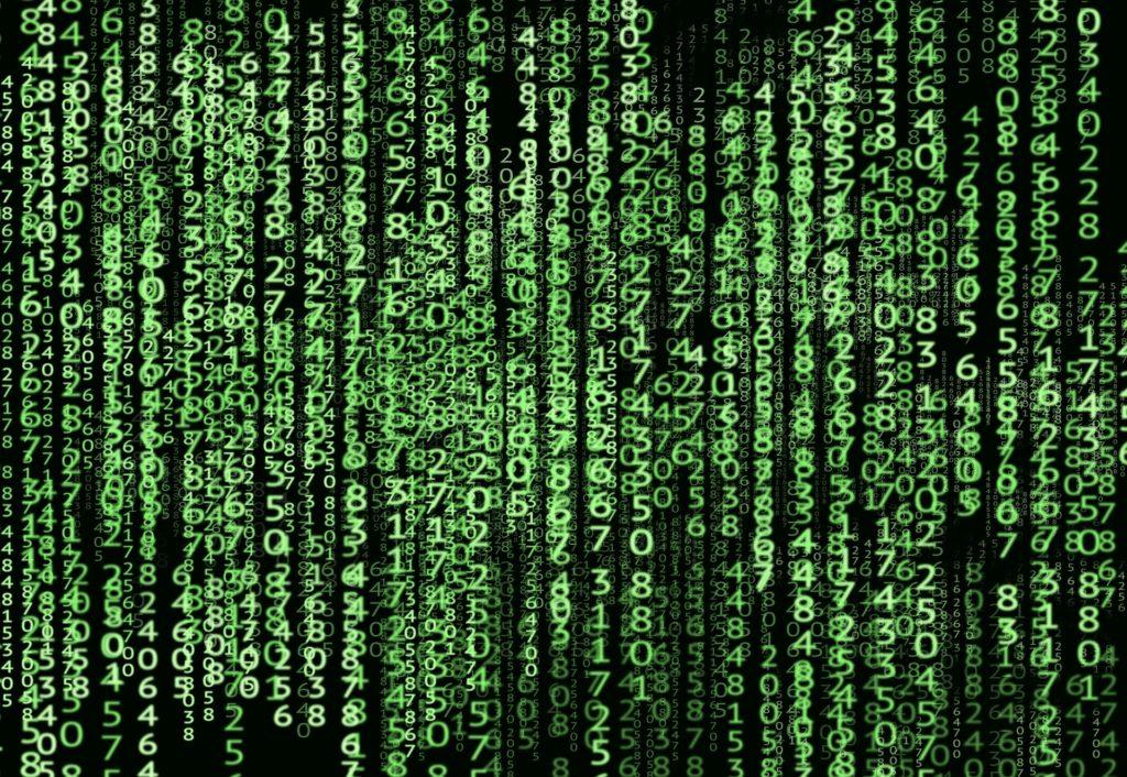 Matrix Matrice Compression Décompression Données