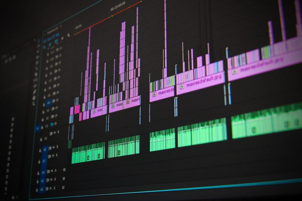 Timeline Editing Video