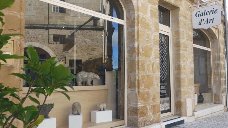 La Galerie Bénédicte Giniaux