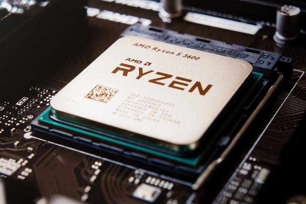 L'AMD Ryzen 5 3600