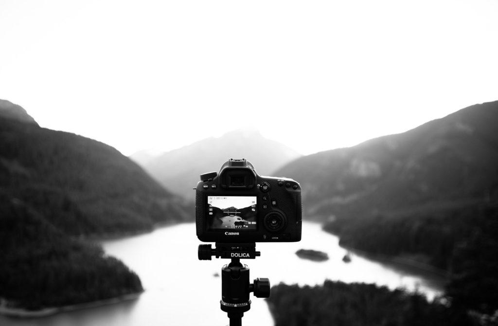 Appareil Photo en Montagne