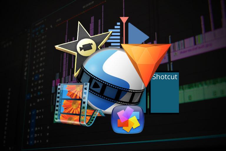 Les logiciels gratuits pour du montage vidéo